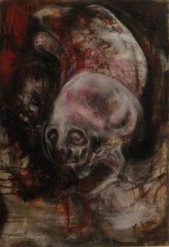 "Art colony ""Artefakt"" 2017, 100 x 70 cm"