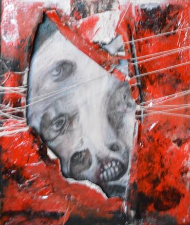 2017- Biennal de Arte Roma Italy Award Caravaggio, Rome, Sale de Bramante