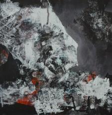 30 x 30 cm, Acrylic on canvas