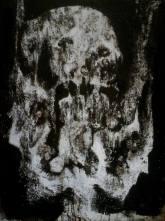 Acrylic on canvas, 100 x 70 cm, 2017