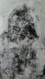 120 x 70 cm, Acrylic on canvas
