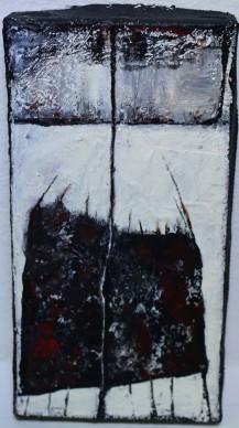 Acrylic on canvas, 10 x 20 cm